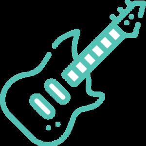 Пакет од 8 часа по електрична гитара